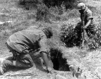1st Cavalry Division Tunnelrat Vietnam