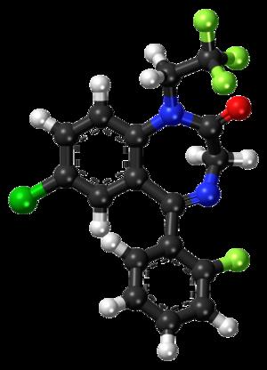 2-Oxoquazepam