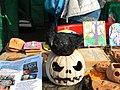 20. Bucharest, Romania. Halloween in Romania. Cioara este stapana Halloween-ului din Parcul Herastrau. (2).jpg