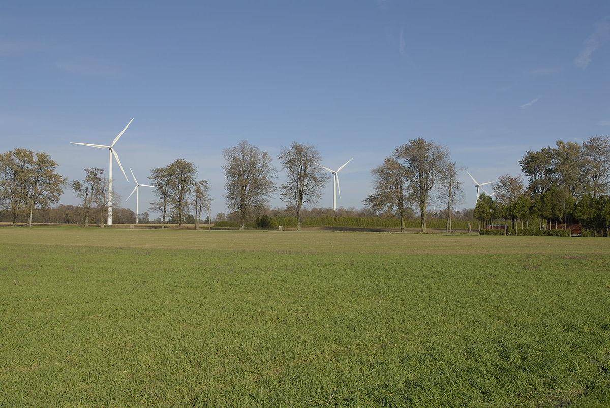 Port Burwell Wind Farm Wikipedia