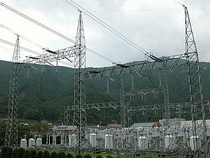 Energy in Japan - The Sakuma Frequency Converter Station