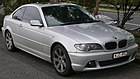 2004 BMW 325Ci (E46 MY04) coupe (2015-07-24) 01 (cropped).jpg