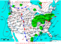 2005-01-06 Surface Weather Map NOAA.png