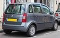 2005 Fiat Idea Active 1.4 Rear.jpg