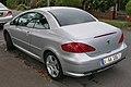 2005 Peugeot 307 (T5 MY03) CC Sport convertible (2015-11-11) 02.jpg
