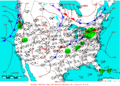 2006-07-12 Surface Weather Map NOAA.png