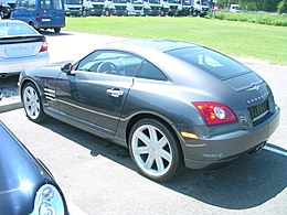 Chrysler Crossfire Wikipedia
