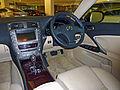 2007 Lexus IS 250 (GSE20R) Sports Luxury sedan 01.jpg