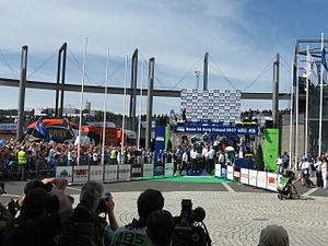 2007 Rally Finland podium 10.JPG