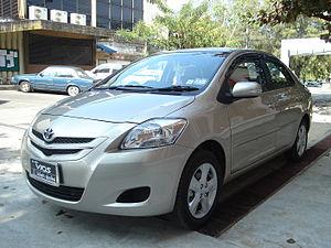 Toyota Vios -- Chiangmai, Thailand