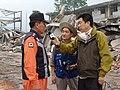 2008년 중앙119구조단 중국 쓰촨성 대지진 국제 출동(四川省 大地震, 사천성 대지진) DSC09385.JPG