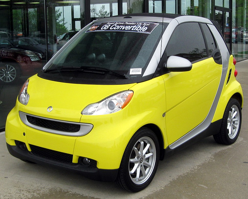 2008 Smart ForTwo Passion convertible -- 04-22-2011 2