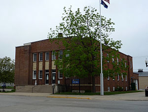 Gladstone, Michigan - City Hall