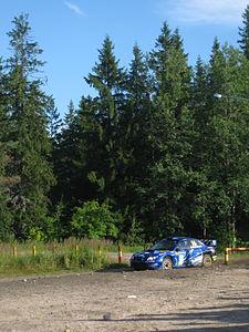 2009 Rally Finland shakedown 07.JPG