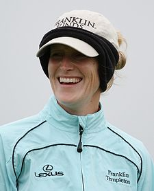 2009 Women's British Open - Janice Moodie (2).jpg