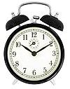 2010-07-20 Black windup alarm clock face.jpg
