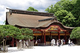 20100719 Dazaifu Tenmangu Shrine 3328.jpg