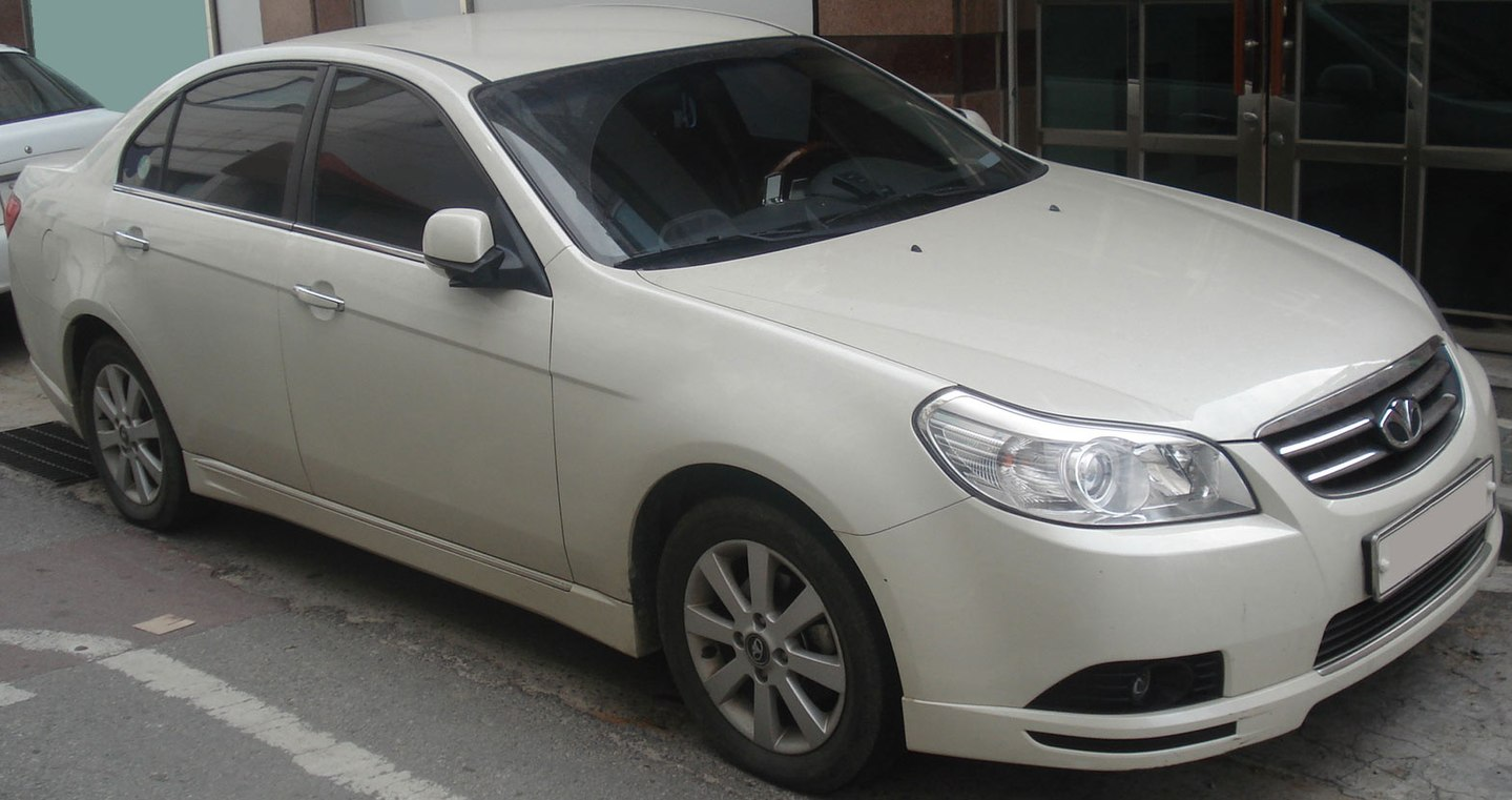 Chevrolet Epica - The complete information and online sale