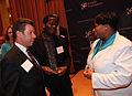 2011 Knight Arts Challenge winners with Philadelphia Program Director, Donna Frisby-Greenwood - Flickr - Knight Foundation.jpg