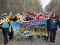 2012 Paris-Roubaix, Belgian Revelers (7068782379).jpg