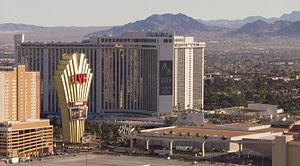 Westgate Las Vegas Resort & Casino - Image: 2013 0222 LVH