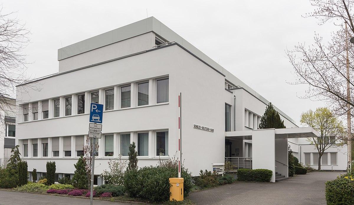 Schulze Delitzsch Haus Bonn –