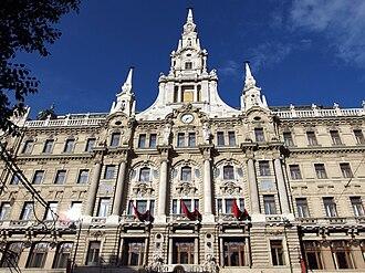 Boscolo Budapest Hotel - Image: 20130612 Budapest 190