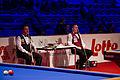 2013 3-cushion World Championship-Day 5-Semi finals-01.jpg