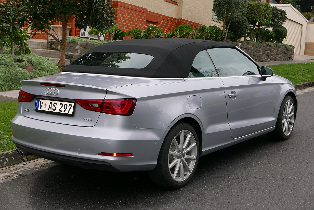 file 2014 audi a3 8v my15 1 8 tfsi ambition convertible 2015 07 24 wikimedia commons. Black Bedroom Furniture Sets. Home Design Ideas