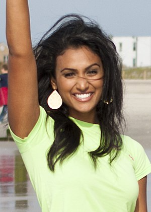 Miss America's Outstanding Teen state pageants - Nina Davuluri, Miss America 2014, Miss Michigan's Outstanding Teen 2006