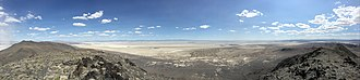 Carson Sink - Image: 2015 04 18 14 52 02 Panorama east and south from Topog Peak, Nevada