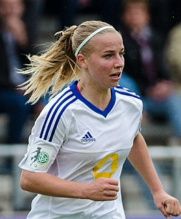 Jackie Groenen Dutch footballer