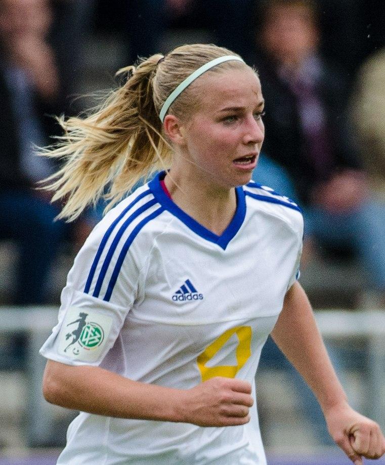 2015-09-13 1.FFC Frankfurt vs 1.FFC Turbine Potsdam Jackie Groenen 007