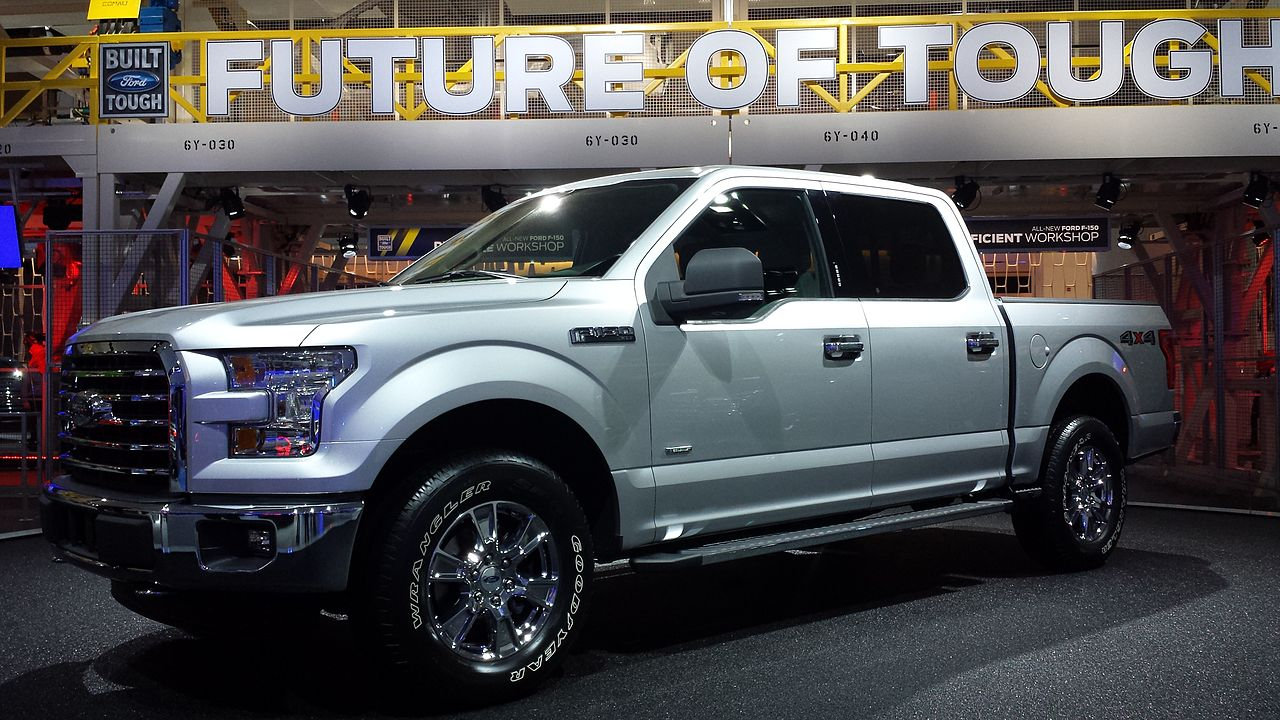File 2015 Ford F 150 Naias Jpg Wikimedia Commons