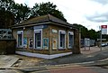 2015 London-Woolwich, Woolwich Dockyard railway station 12.JPG