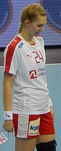 2016 Women's Junior World Handball Championship - Group A - MNE vs DEN - Josefine Dragenberg.jpg
