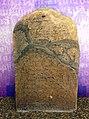 201704051118b HNM, Lamphun, Wat Ku Kut Inscription,Mon A+L, 12. Jh., Wat Cham Devi, Lamphun.jpg