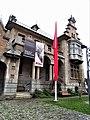 2017 Santiago de Chile - Museo de la Solidaridad Salvador Allende - Casa Heiremans Brockmann - Av. República 475.jpg