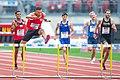 2018 DM Leichtathletik - 400-Meter-Huerden Maenner - Luke Campbell - by 2eight - DSC9458.jpg
