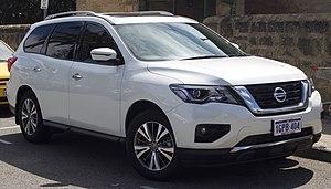 Nissan Pathfinder – Wikipédia, a enciclopédia livre