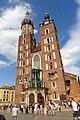 2019-07-06 Saint Mary Basilica in Kraków 1.jpg