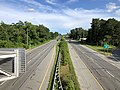 2020-06-21 17 38 39 View south along Maryland State Route 2 (Governor Ritchie Highway) from the overpass for Maryland State Route 100 (Paul T Pitcher Memorial Highway) on the edge of Glen Burnie and Pasadena in Anne Arundel County, Maryland.jpg