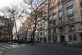 20 rue des Fossés-Saint-Jacques, place de l'Estrapade, Paris 5e.jpg