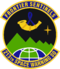 213th Space Warning Squadron - Emblem