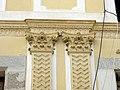 237 Casa al carrer Abell, 41 (Canet de Mar), columnes corínties.JPG