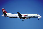 259ao - Swiss Saab 2000, HB-IZR@ZRH,21.09.2003 - Flickr - Aero Icarus.jpg