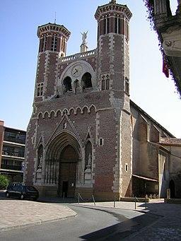 Eglise de Cazères