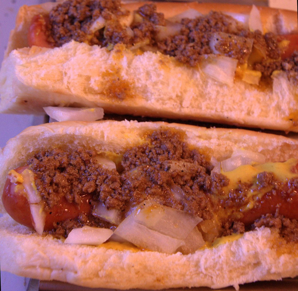 Coney Island Meat Sauce For Hot Dogs Quarter Recipe