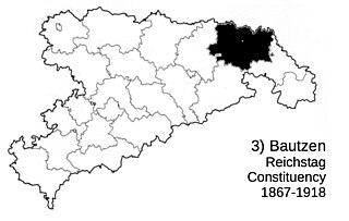 Bautzen Reichstag constituency