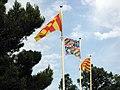 31 Fort de Sant Elm, banderes.jpg